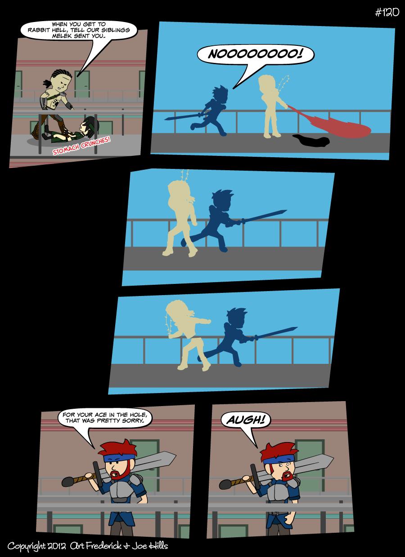 The comic.